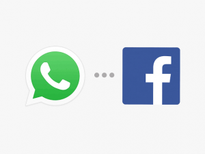Whatsapp share status to facebook
