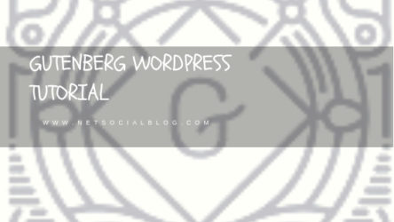 gutenberg wordpress tutorial block editor