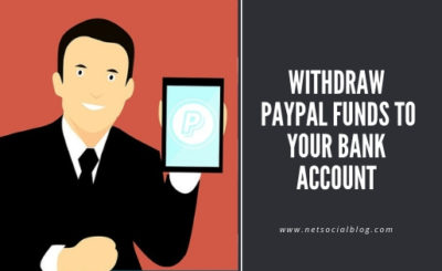 withdraw PayPal money to bank account