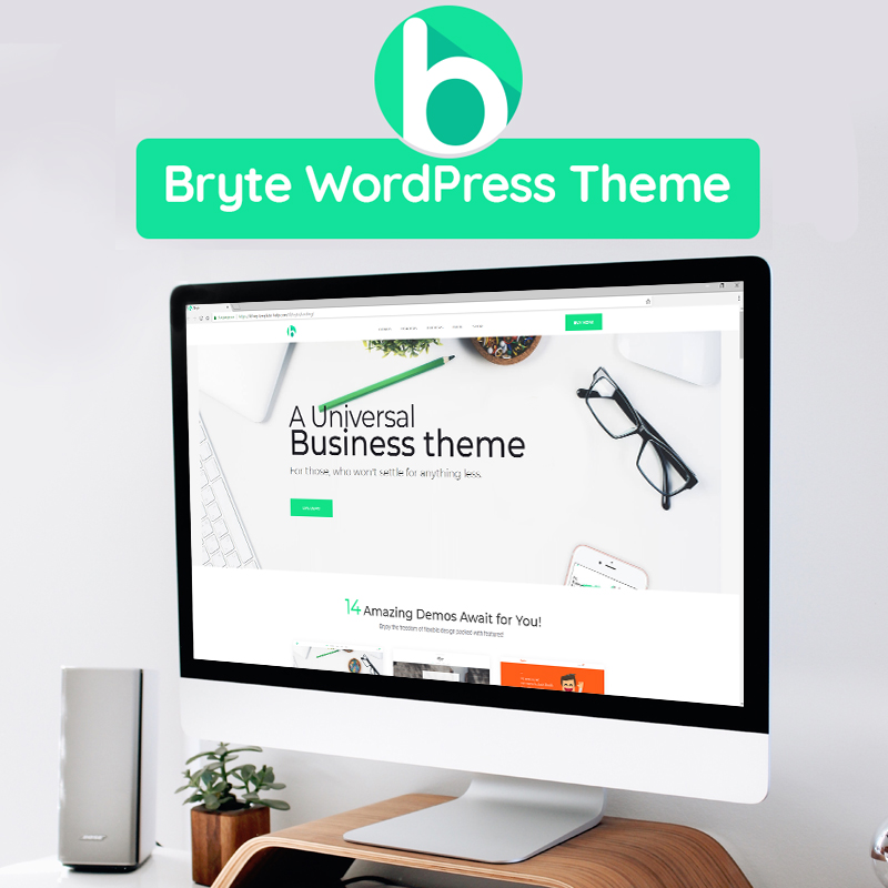 Bryte - Multipurpose Creative & Business Elementor WordPress Theme - best WordPress blog themes