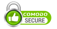 Comodo Site Secured