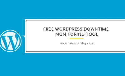 monitor wordpress website downtime